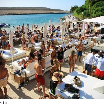 TOP 5 Beach Clubs em Ibiza